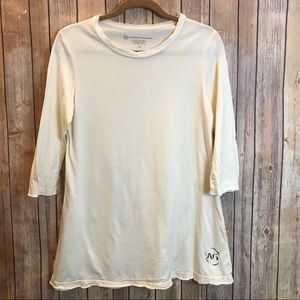 AG Adriano Goldschmied Pima Cotton Top